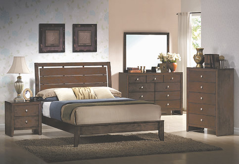 B4700 Evan Bedroom Suite, King , Queen , Full or Twin