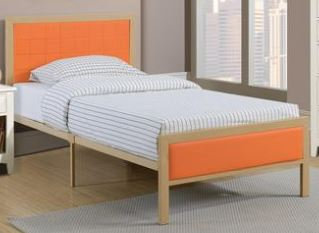 F9391 Citrus Faux Leather TWIN/FULL