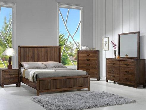 B3100 Belmont Wood 5Pc. King Bedroom Set