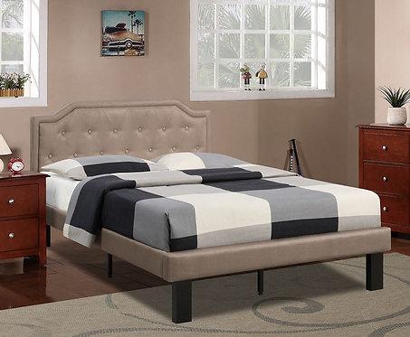 F9345 Full Size Platform Bed