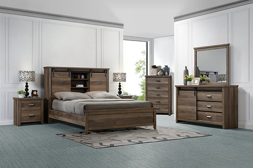 B6920 Krandall Bedroom Suite, King or Queen