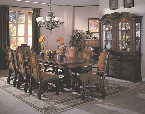 2400-Top Neo Renaissance Dining Table Top