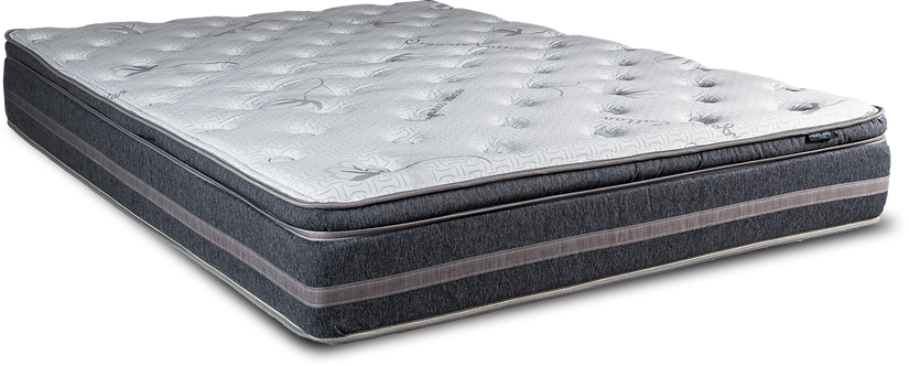 Euro-Top Mattress (Twin, Full, Queen, King)