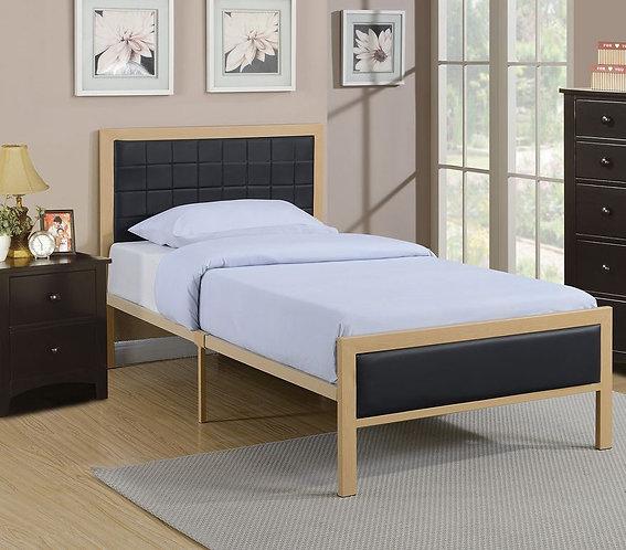 F9393 Twin Size Platform Bed
