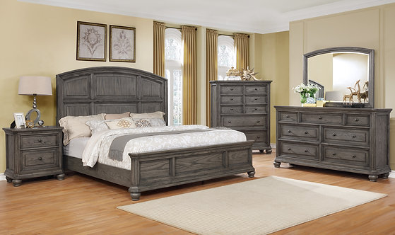 B1880 Lavonia Bedroom Suite, King or Queen