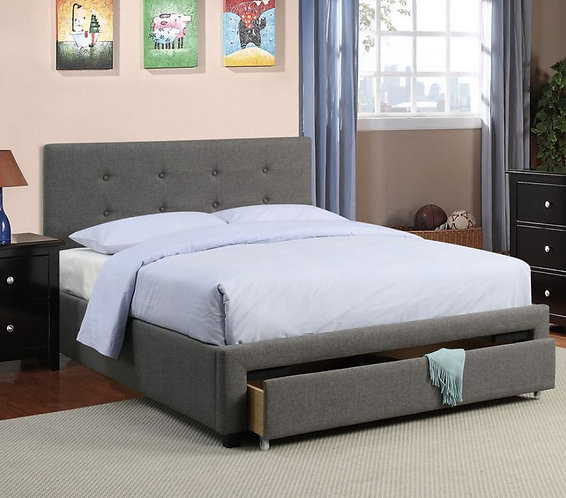 F9330 Queen Size Platform Bed