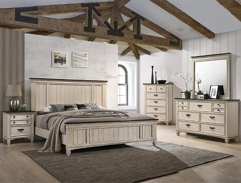 B9100 Sawyer Bedroom Suite, King or Queen