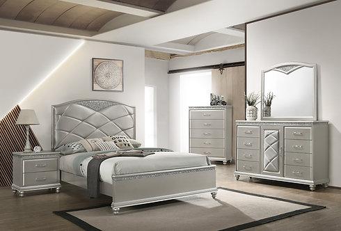 B4780 Valiant Bedroom Suite, King or Queen