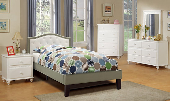 F9363 Twin Bed 5pc set