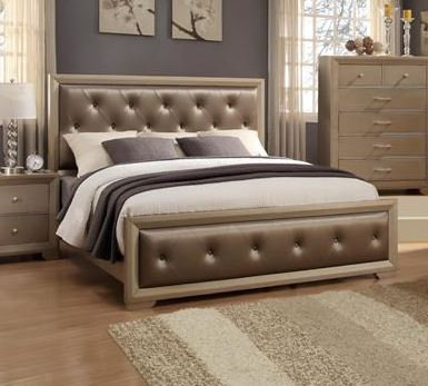 B1700 Fontaine Queen Size Bedframe