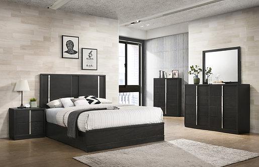 B5210 Evenson Bedroom Suite, King or Queen