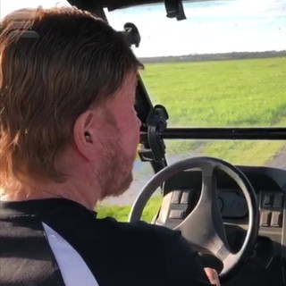 Meeting Legend Chuck Norris in Texas on his ranch