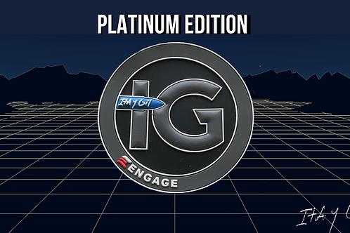 Engage Morale Patch (Platinum Edition)