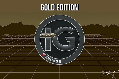 Engage Morale Patch (Gold Edition)