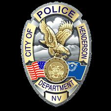 Henderson Police Nevada USA
