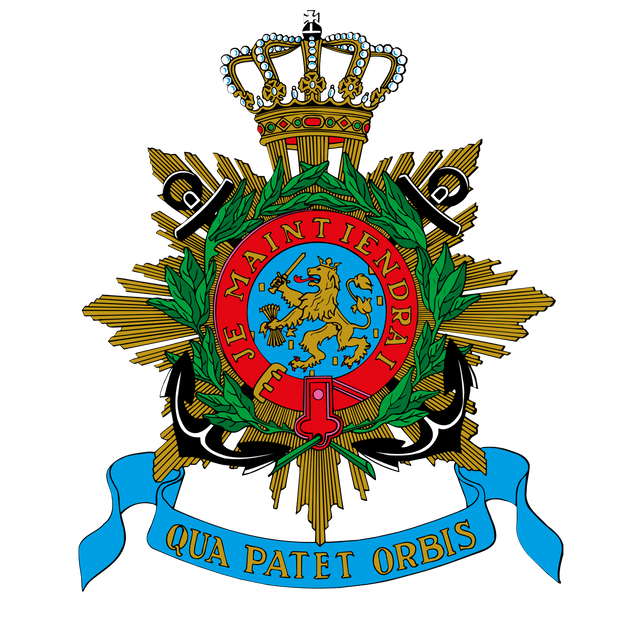 Netherlands Royal Marines