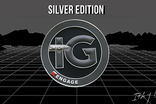 Engage Morale Patch (Silver Edition)