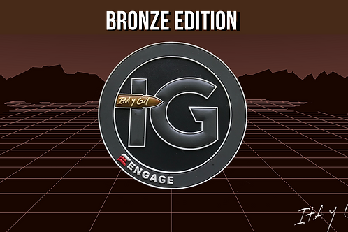 Engage Morale Patch (Bronze Edition)