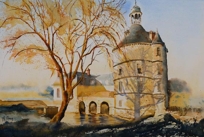 Le Donjon de Ste Geneviève des bois