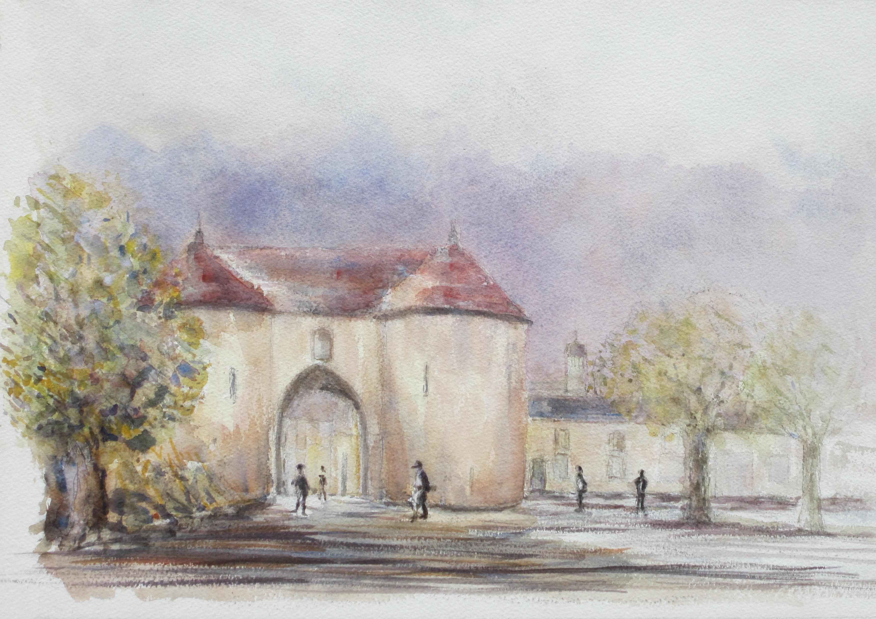 Joigny - Porte du bois