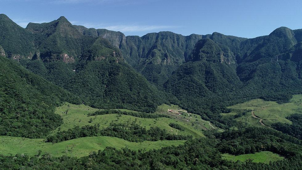 Mountains, Santa Catarina, Brazil.