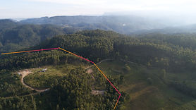 8 hectares land self-sufficient project