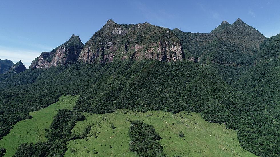 Natural Beauty of Santa Catarina, Brazil.