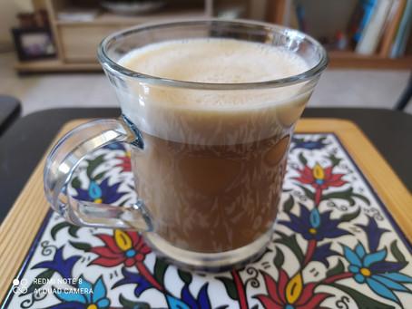 A Morning Coffee Ritual