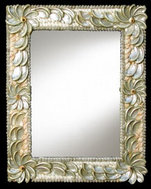 Haliotes Large Mirror
