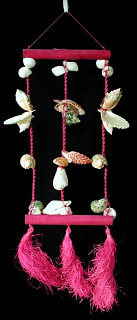 Pink Shell Chime