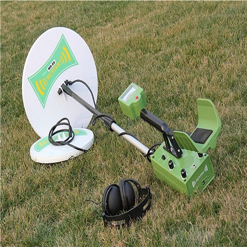 High-power ground search metal detector