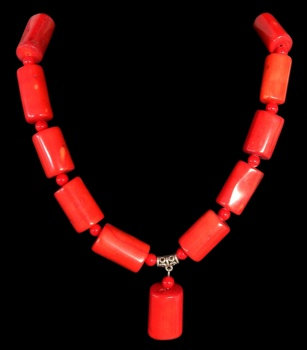 Red Coral Stem