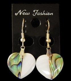 Paua Earrings