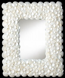 Cup Shell Mirror