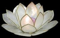 Natural Lotus Candle