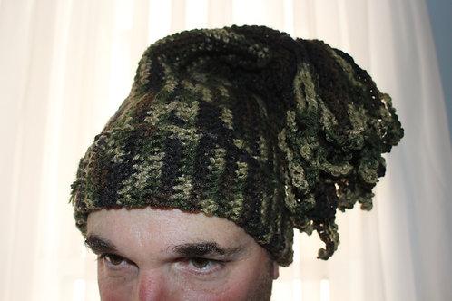 Toboggan Hats w/Dreads