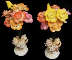 Cay Cay Flower w/ Rose (EA)