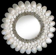Pearl Abalone Mirror
