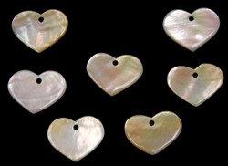Gold M.O.P. Heart (DZ)