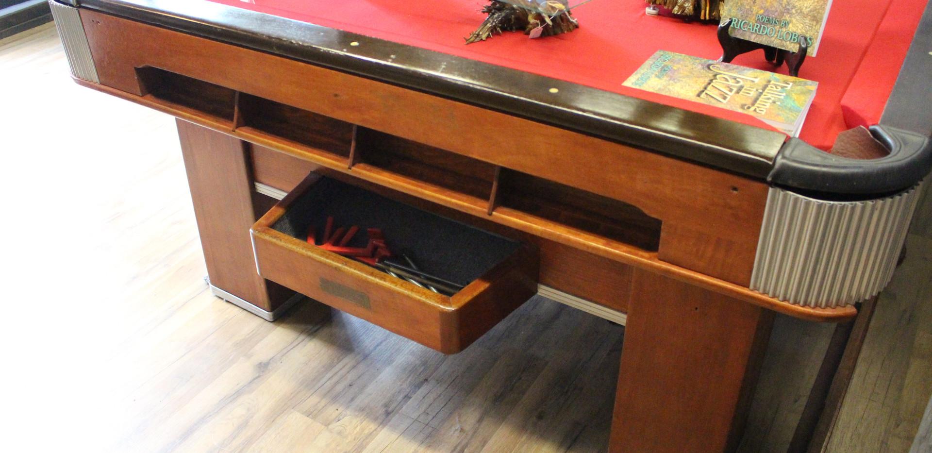 Victor Art Deco Table