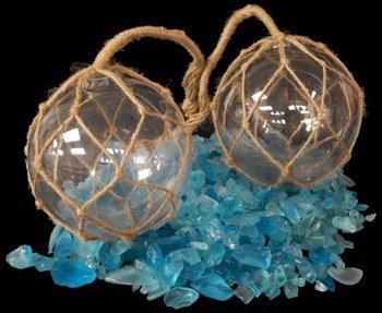 Clear Glass Floats (EA)