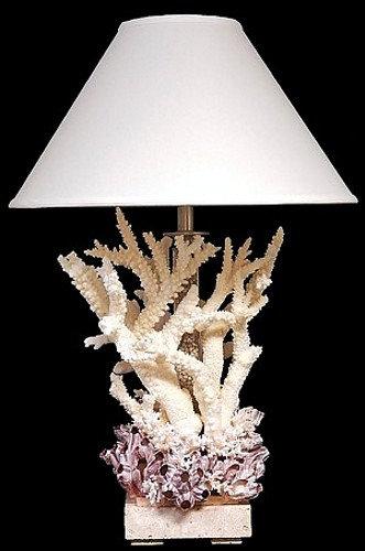 Coral Base Drop Shade