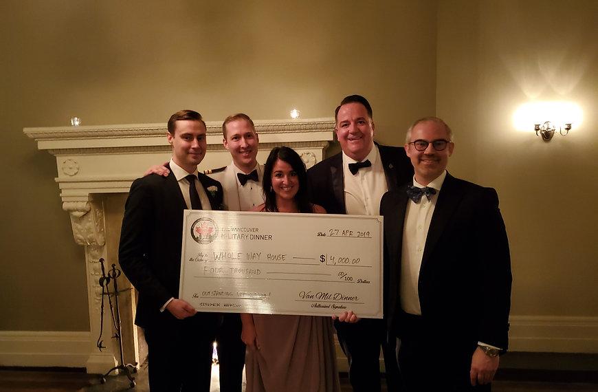 Donations; Charity; Veterans
