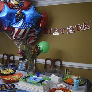 Gabriel's Party