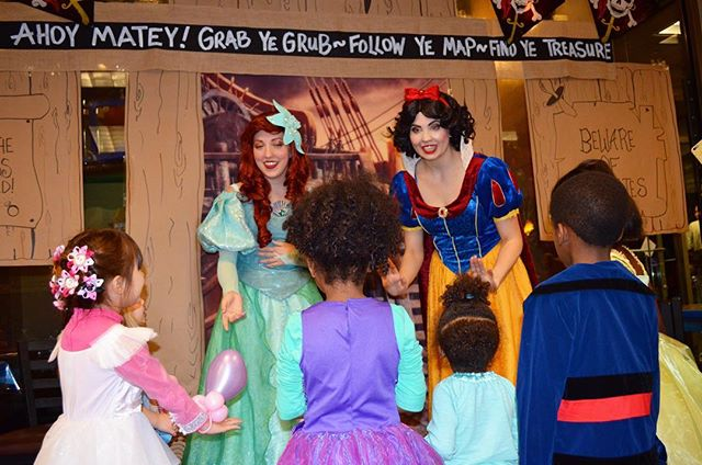 Magical sing alongs at Princess and Pira