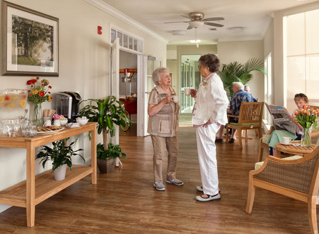Five Tips to Improve  Seniors' Quality of Life