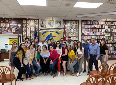 The Cuban American Alliance for Leadership and Education from Union City, NJ