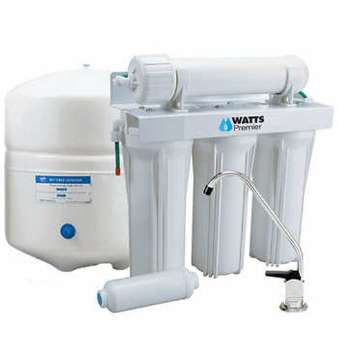5 Stage R.O. Water Filter System by Watts
