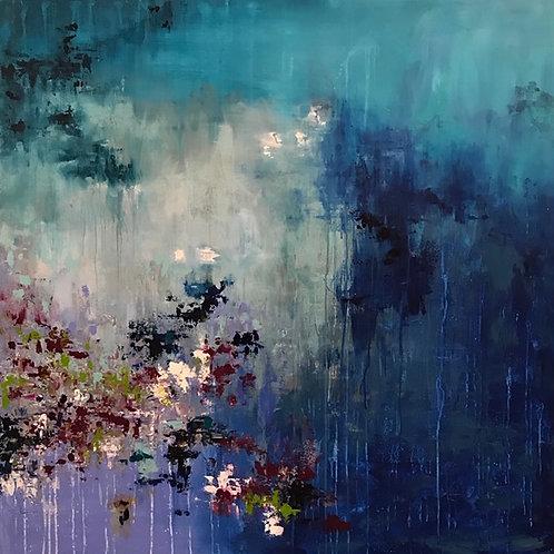 Rainy Summer Night by Toral Patel