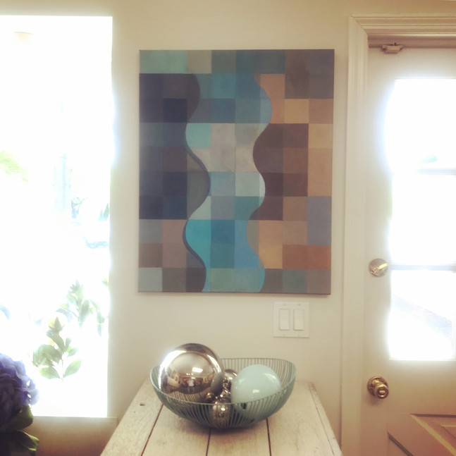 Moonbowl & Geometric Abstraction